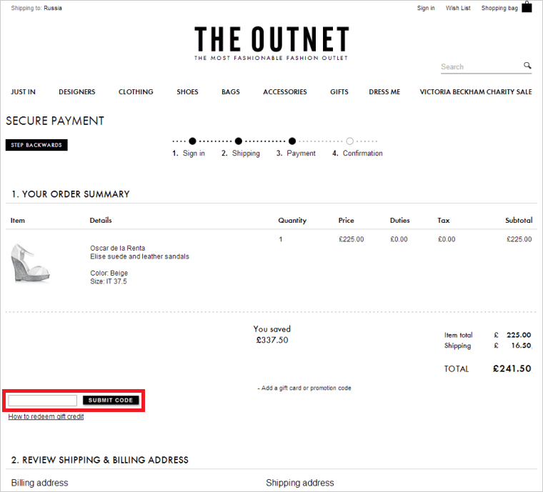 Save up to 70% Off with these current the outnet coupon code, free testdji.cf promo code and other discount voucher. There are testdji.cf coupons available in December /5(35).