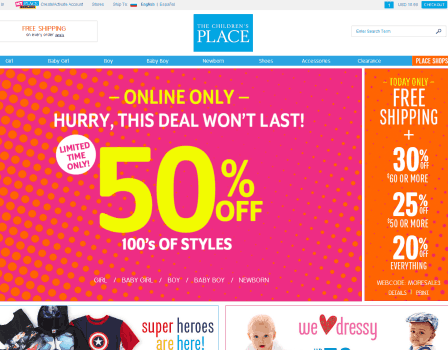 childrensplace-com