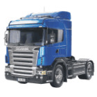 грузовик tamiya scania r470 в towerhobbies